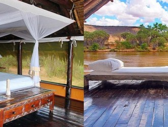 Tsavo East Hotels & Lodges