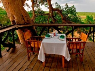 Masai Mara Hotels & Lodges
