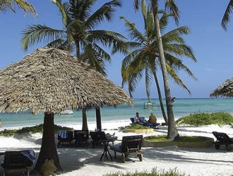 Zanzibar Breezes Beach Club (West Coast)