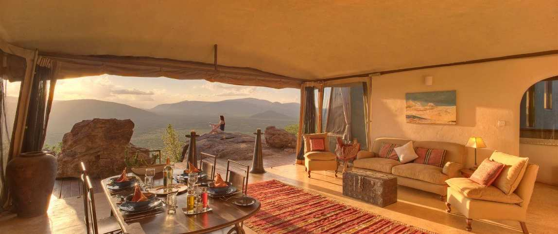 Samburu Hotels Lodges